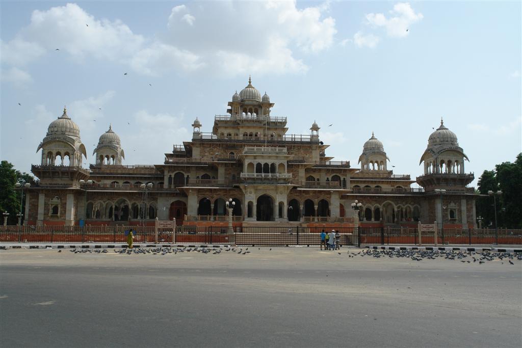 Qué ver en Jaipur: Arquitectura del Albert Hall qué ver en jaipur - 4143439894 dbe987f5b4 o - Qué ver en Jaipur, India