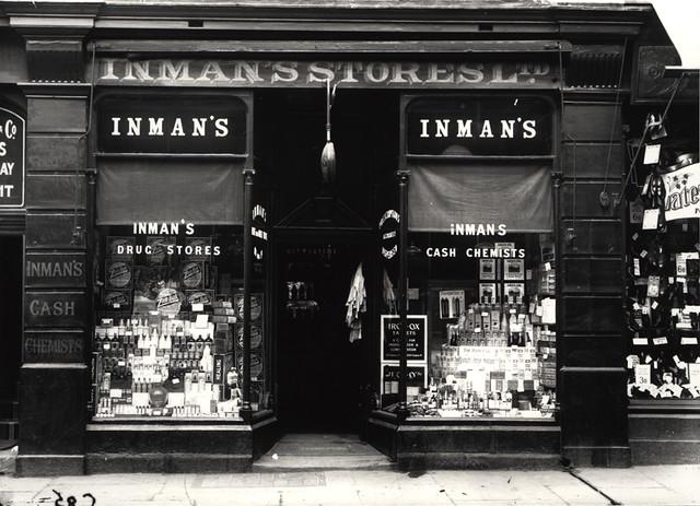 Inman's Stores Ltd, Shields Road, Byker c.1900