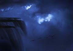 Niagara Falls by Beata H