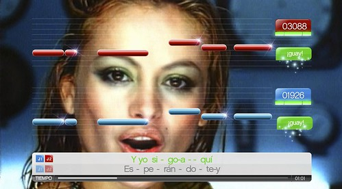 SingStar Latino on PS2 and PS3 | by PlayStation.Blog