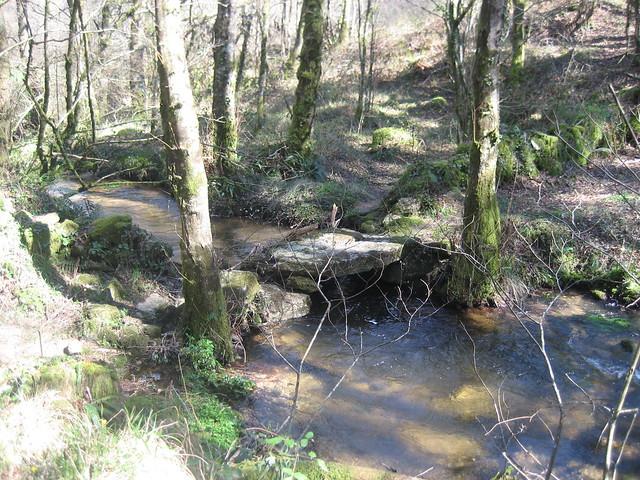 Puente en el PR-G 168 Roteiro dos Megalitos