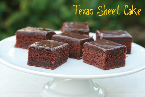 Texas Sheet Cake - Food Librarian | by Food Librarian