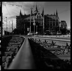 Parliament from the tracks by suburbannation