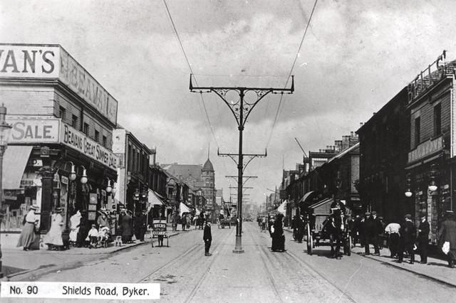 Shields Road, Byker c.1910