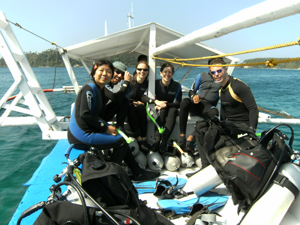 Diving in Sabang