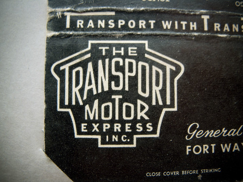 The Transport Motor Express | by Draplin