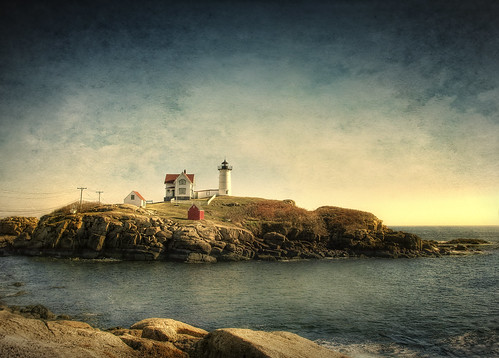 Nubble Light #3 | by Patrick Campagnone