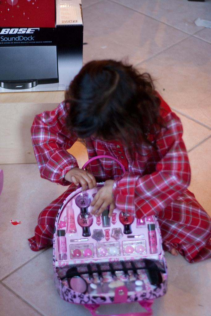 Barbie Without Makeup Barbie Makeup Kit by