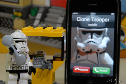 Calling from Trooper | by 713 Avenue