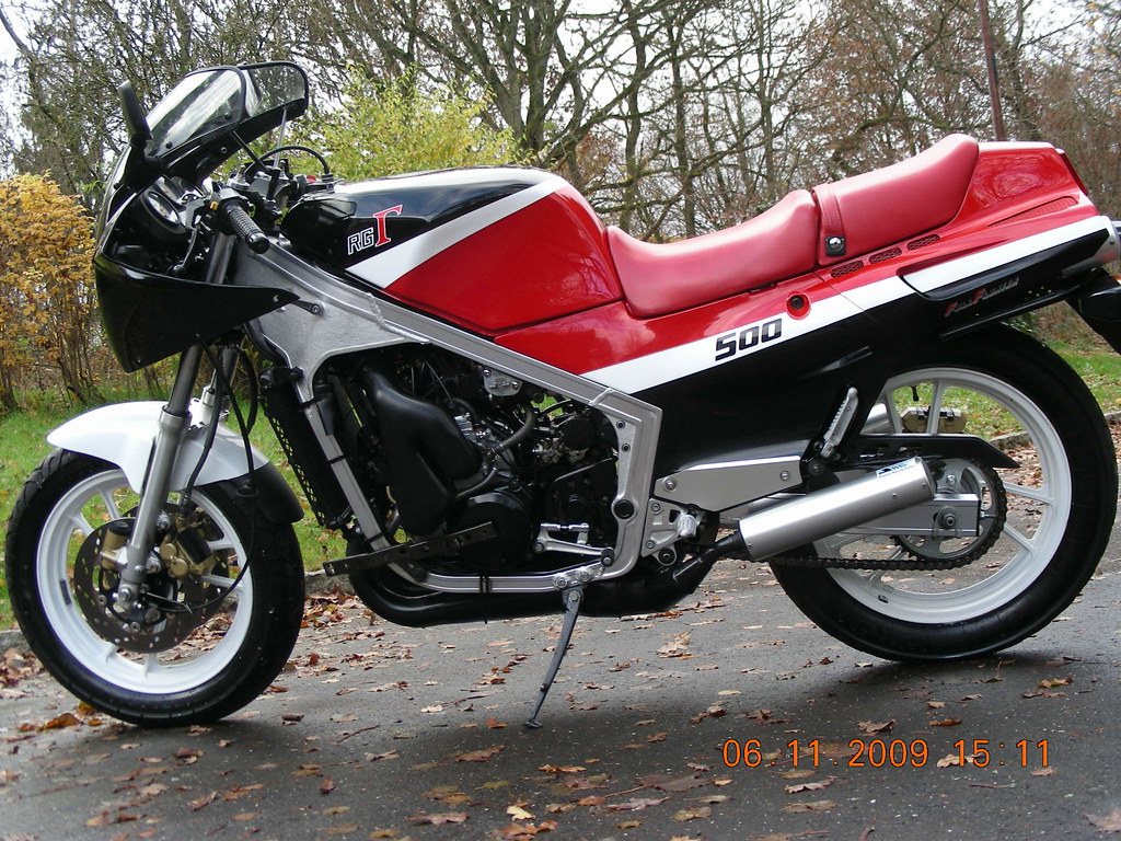 suzuki rg 500 gamma flickr photo sharing. Black Bedroom Furniture Sets. Home Design Ideas