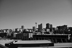 Space Needle by London Hanson