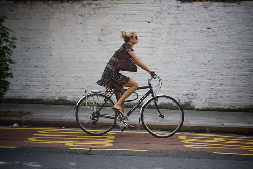 London Cycle Chic 13 | by Mikael Colville-Andersen