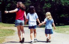 The Three Girls by lsglickman1
