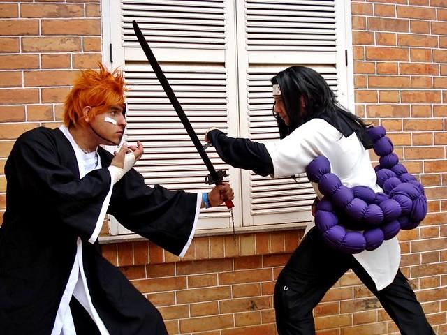 Naruto Uzumaki und Sasuke Uchiha vs Orochimaru – Narutopedia