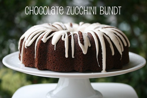 Chocolate Zucchini Bundt - I Like Big Bundts | by Food Librarian