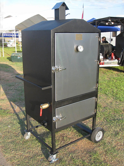 Build Bbq Smokers Plans