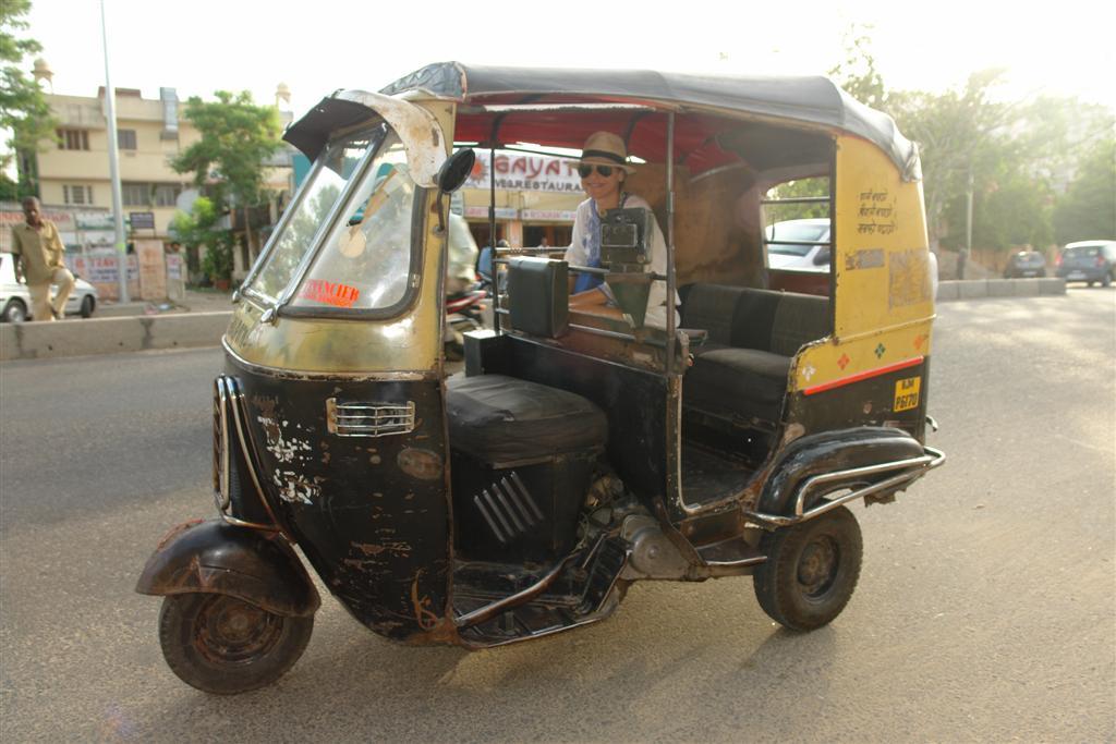 Qué ver en Jaipur: Moverse en Tuk Tuk por Jaipur es una muy buena opción qué ver en jaipur - 4142686257 b9e532c7dd o - Qué ver en Jaipur, India