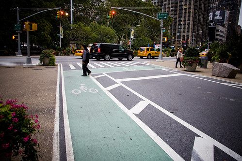 New York Bicycle Infrastructure | by Mikael Colville-Andersen