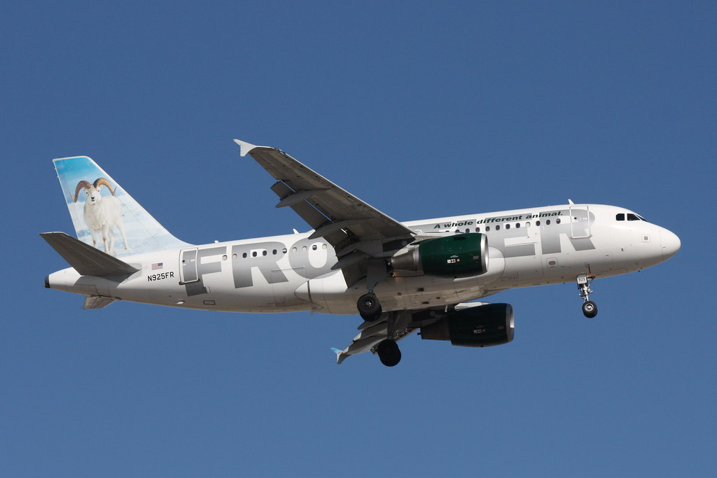 Frontier Airlines | Flickr - Photo Sharing!