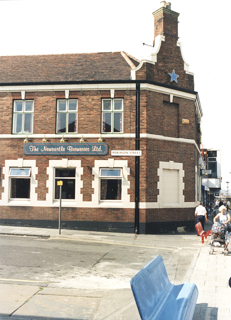 The Grace Inn, Robinson Street/Shields Road, Byker 1996