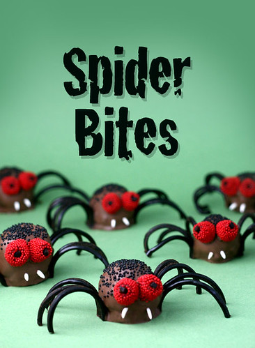 Spider Bites | by Bakerella