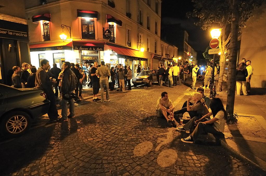 Butte aux Cailles Paris