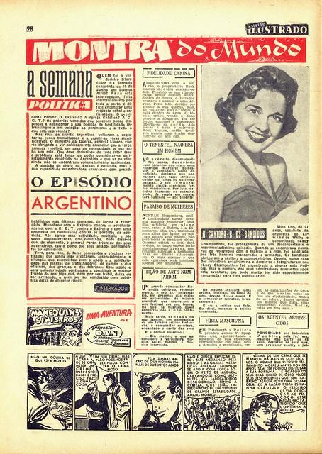 Século Ilustrado, No. 915, July 16 1955 - 19
