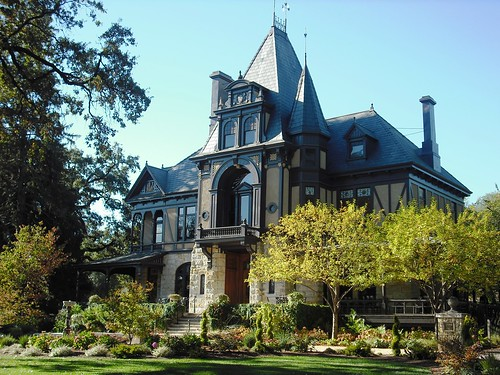 The Rhine House At Beringer Brothers Winery St Helena