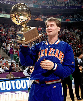 Mark Price Wins 3-Point Shootout 1993 | by Cavs History