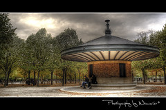 Jardins du Luxembourg 2009 10 17 16h00 by Wouavier