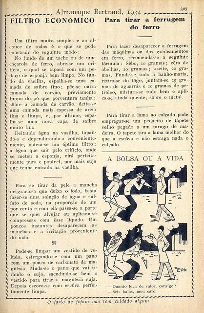 Almanaque Bertrand, 1934 - 53