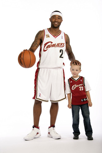 Mo Media day 2009/10 | by Cavs History