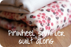 pinwheel sampler quilt along. by rachelgriffith