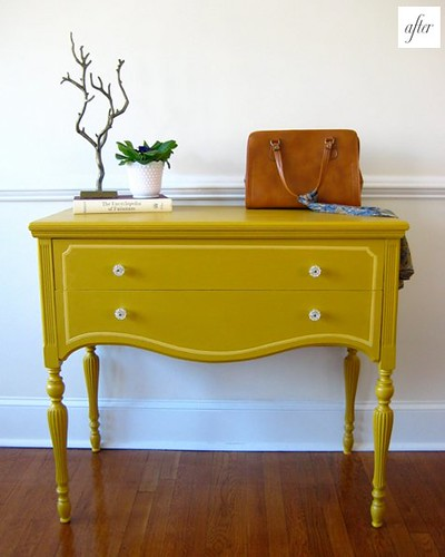 Painted Furniture | by It's Great To Be Home