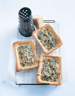 Donna Hay Spinach Ricotta Dill Mini Pies | by Xiaolu // ImgFave
