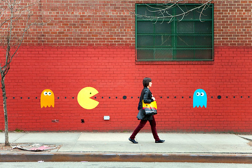 Real Life Pacman | by colormekatie
