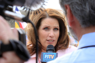 Michele Bachmann and the Tea Party 1 | by theqspeaks