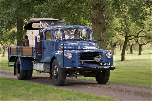 Volvo-Truck (early fifties) | by Foto Martien