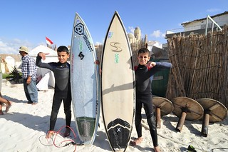 Egyptian Surf Camp | by Surfing The Nations