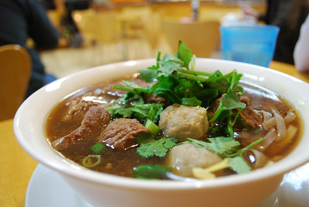 ... beef noodle soup with pickled mustard greens thai noodle stir fry
