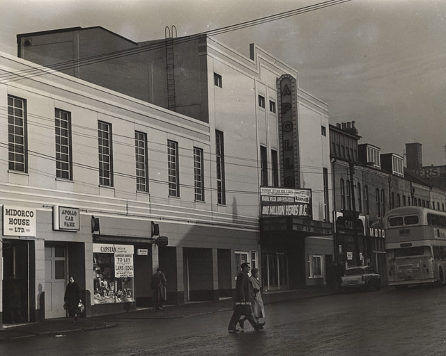 Apollo Cinema, Shields Road, Byker 1967
