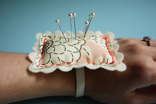 wrist pin cushion | by michaelannn