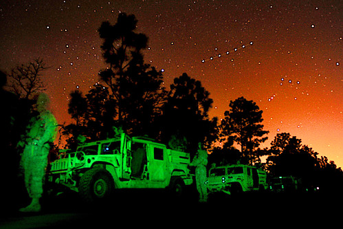 Night lights | by The U.S. Army