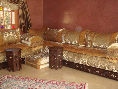 Moroccan furniture flickr photo sharing for Moroccan living room furniture 03