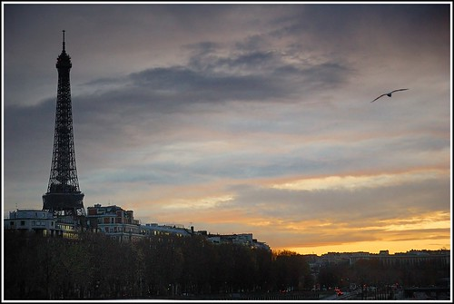Amanecer en Paris | by alfonso-tm