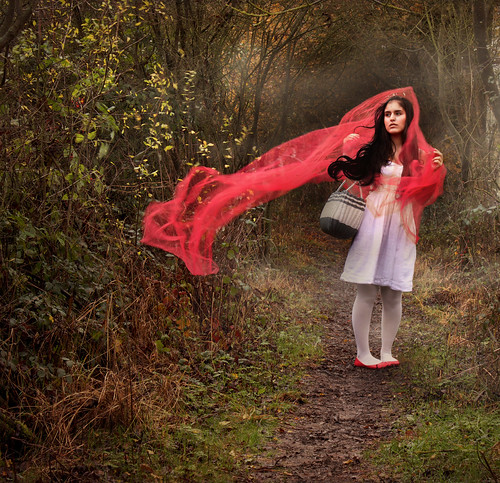 Lost Red Riding Hood | by Sarah Ann Wright