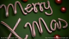 Merry X'Mas!!! by konceptsketcher