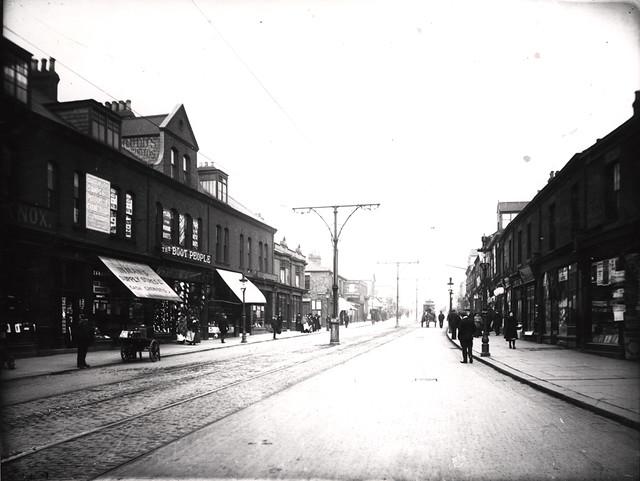 Shields Road, Byker c.1904