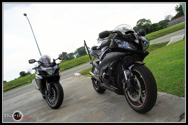 Suzuki GSX 1000 R & 600 R + Yamaha R6 | Flickr
