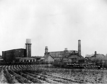 PhC68_1_306 Ashley Bailey Silk Mills, c.1910, Fayetteville, NC | by State Archives of North Carolina